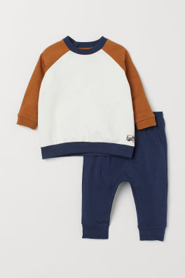 87c139bf84e31 Baby Boy Clothes | Ages 4 - 24 Months | H&M CA