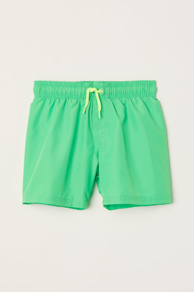 Swim shorts - Green -  | H&M