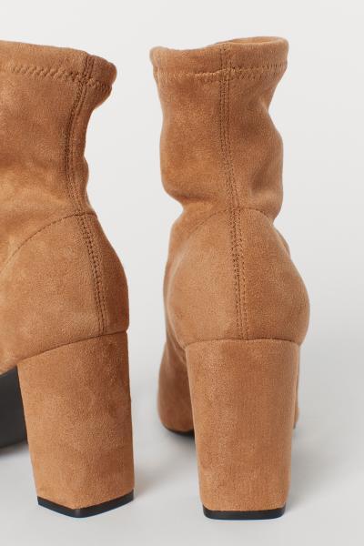 H&M - Botas calcetín - 2