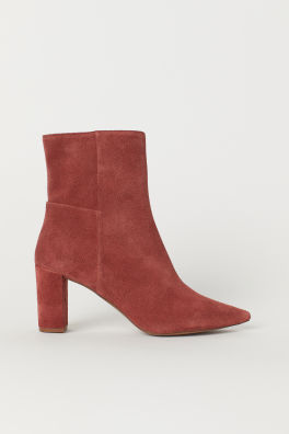 f580082b1 Women's Ankle Boots | Flat & Heeled | H&M US
