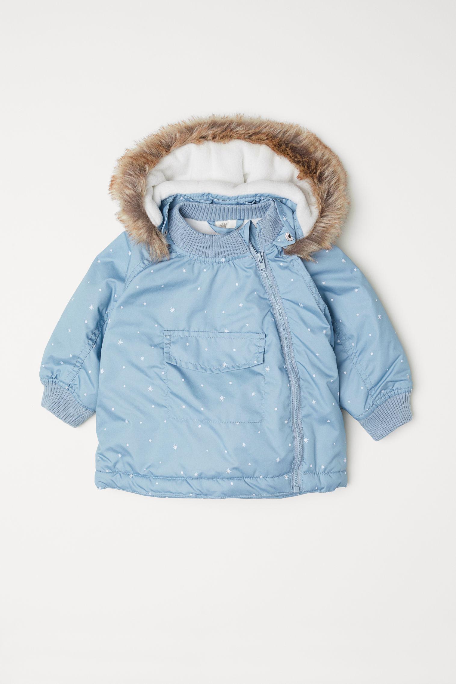 d1651088864a Padded Outdoor Jacket - Khaki green - Kids