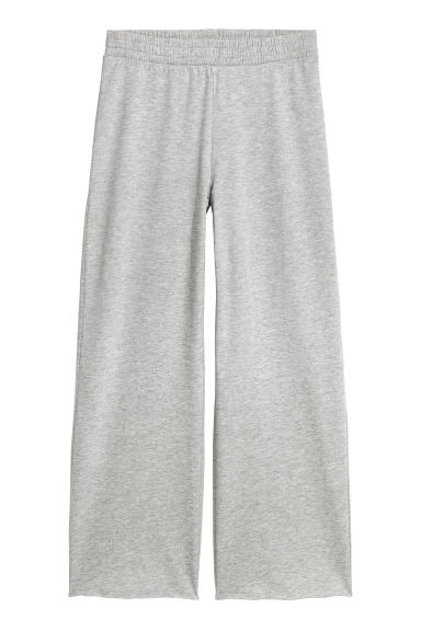 Lounge trousers - Grey marl - Ladies | H&M