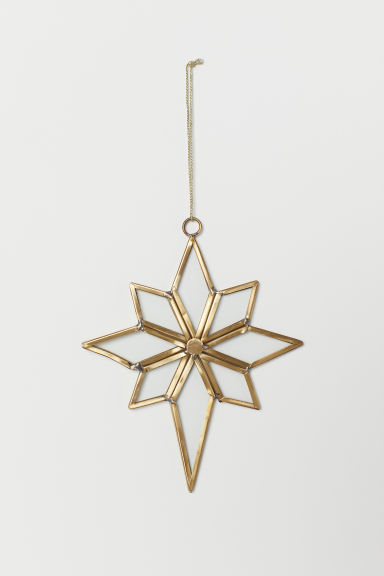 Décoration de Noël - Doré - Home All | H&M FR