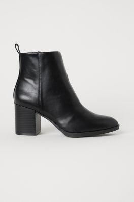 4fe4b0ec2a71 Stiefel | Schnürstiefel und Stiefeletten für Damen | H&M DE