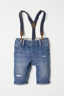 1cad88eb06e Baby Boy Jeans - 4-24 months - Shop online | H&M US