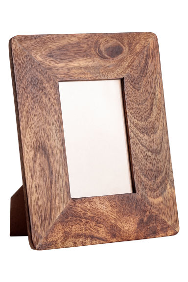 Wooden photo frame - Wood - Home All | H&M GB