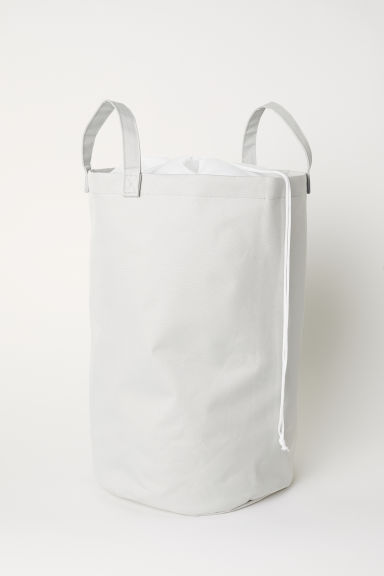 Laundry bag - Light grey - Home All | H&M GB