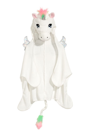 Unicorn cape - White/Unicorn - Kids | H&M