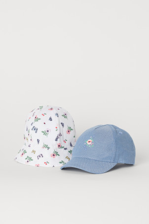 Cap and sun hat