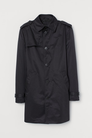 Single-breasted Trenchcoat