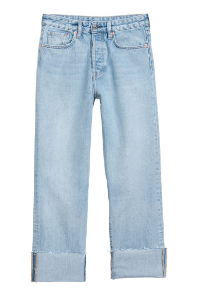 Original Straight Jeans - Blu denim chiaro -  | H&M IT
