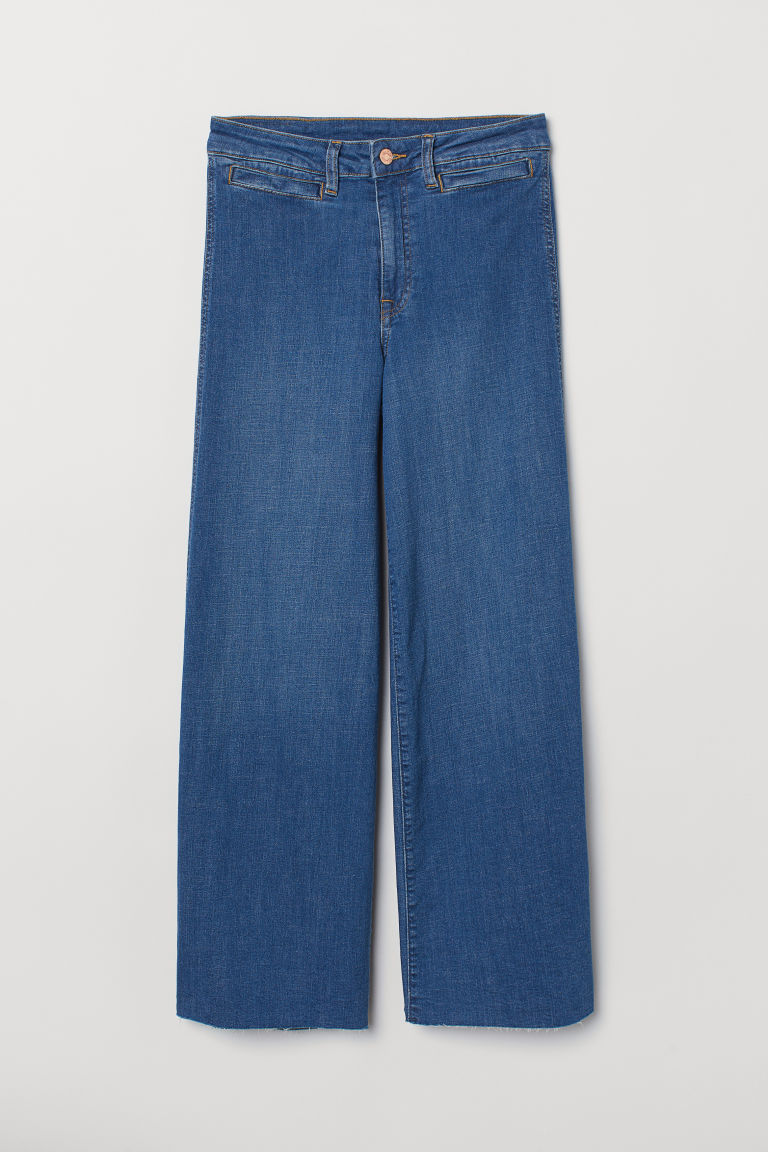 size 40 0fe89 49223 Culotte High Ankle Jeans