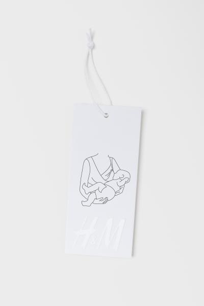 H&M - MAMA Pijama de lactancia - 2