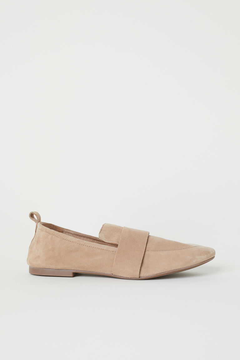 Loafers - Beige - Ladies | H&M CN