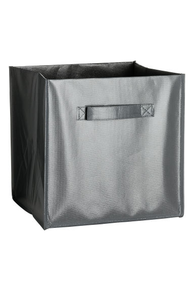 Storage box - Grey - Home All | H&M CN