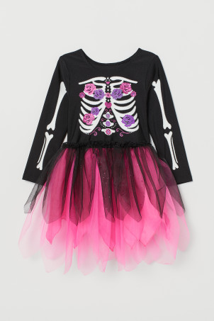 La Catrina fancy dress costume