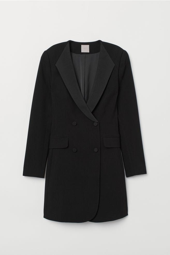 1a0327e45dd9 Jacket Dress - Black - Ladies   H&M US 1