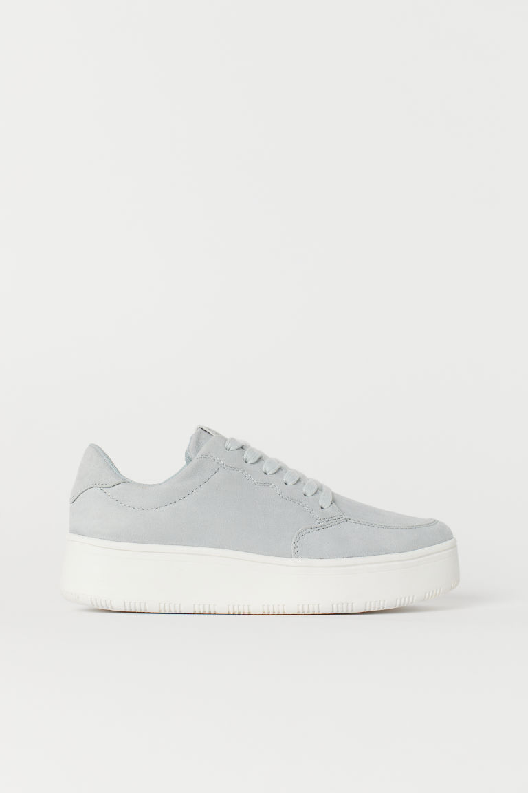 Sneakers - Light turquoise - DONNA | H&M IT