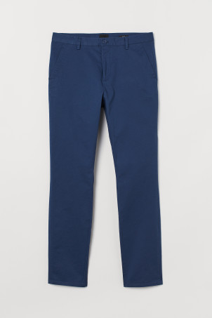 Chinos in cotone Slim fitModello