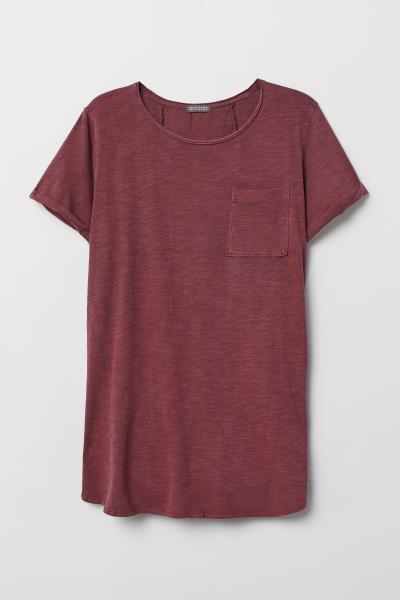 H&M - T-shirt long - 1