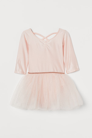 Tulle-skirt Dance Dress