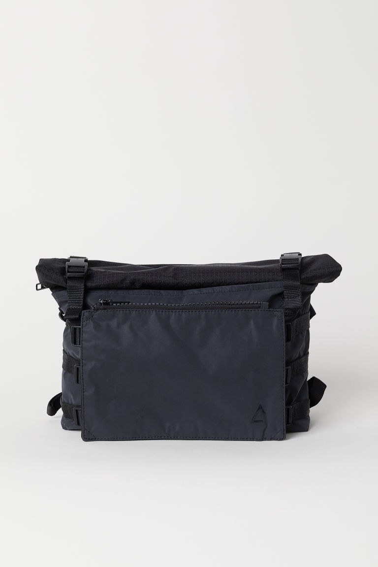 Small shoulder bag - Black - Men | H&M CN