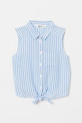 31217b00a Dievčenské oblečenie, veľkosť 8r – 14 plus, online | H&M SK