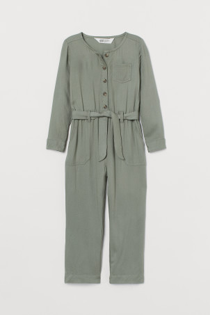 Boilersuit aus Twill