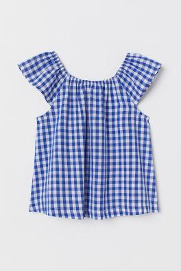 ea7c5cdb0076 REA - Kläder flicka stl 92–140 online till bättre priser | H&M SE