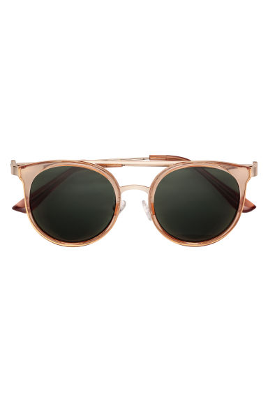 Sunglasses - Powder pink - Ladies | H&M GB