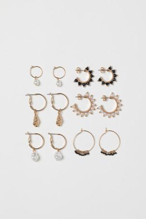fce36d1b0 Women's Earrings - Shop The Latest Trends Online | H&M GB