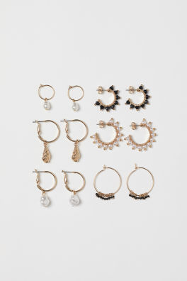 a60632c45 Earrings For Women | Hoops, Pearls & Studs | H&M US