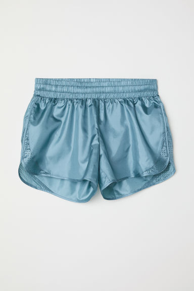 Sports shorts - Turquoise - Ladies | H&M CN