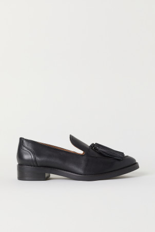 Tasselled loafers