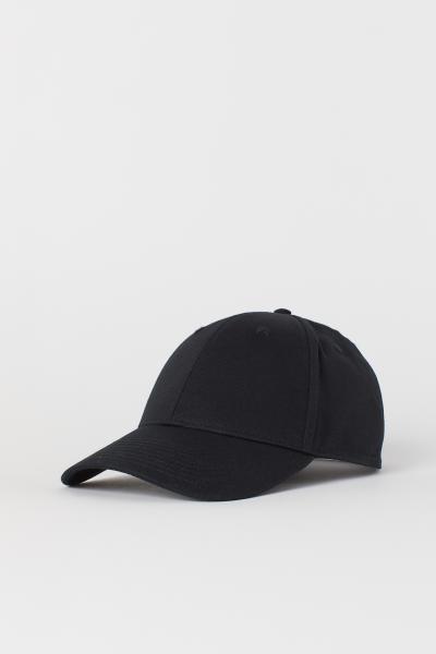 H&M - Cotton twill cap - 1