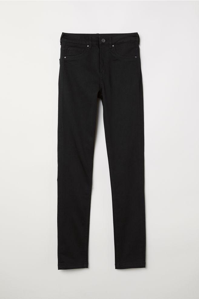 84b2ad6391c Skinny High Waist Jeggings - Black - | H&M ...