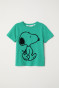 Green/Snoopy