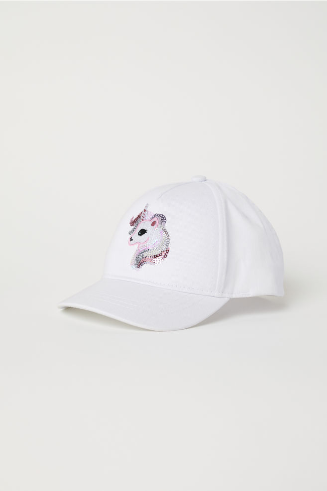 Gorra - Blanco Unicornio - NIÑOS  a5505ade4c6