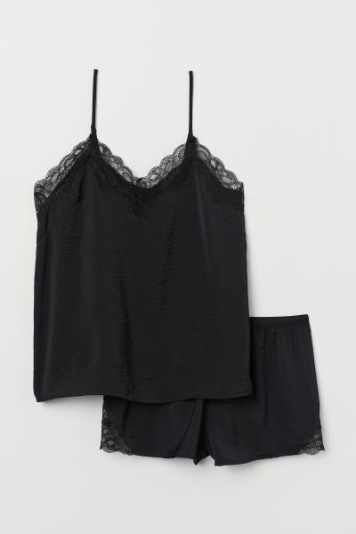 H&M - Pijama corto de dos piezas - 5