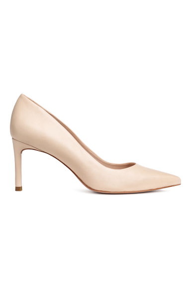 Court shoes - Light beige - Ladies | H&M