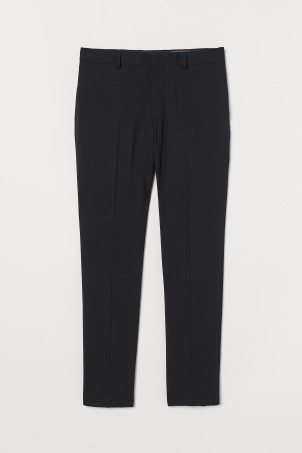 Wool suit trousers Skinny Ft