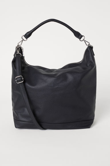 Hobo bag - Black -  | H&M