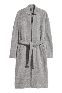 Kabát z vlnenej zmesi 52c6ed9abfe