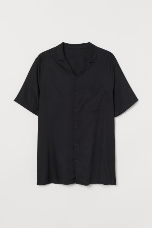 Viscose resort shirt