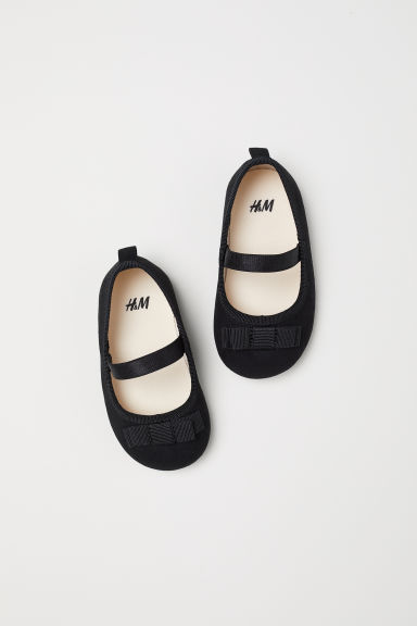 Ballet pumps - Black - Kids | H&M