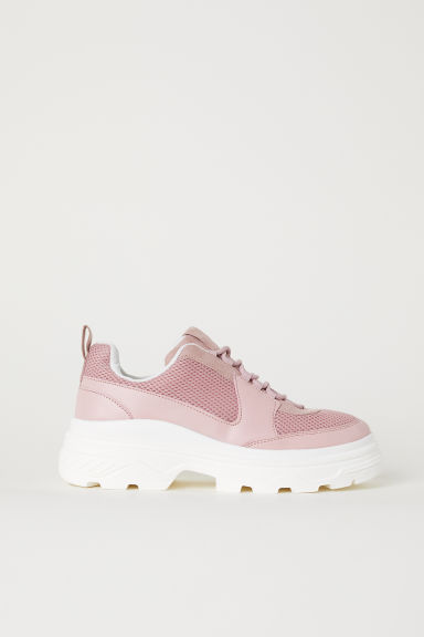 Trainers - Powder pink - Ladies | H&M