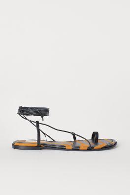 Sandales en cuir 08862fef4eb
