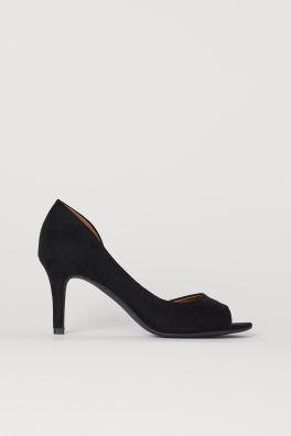 4ae06068b17ae Topánky na vysokom podpätku – lodičky online | H&M SK
