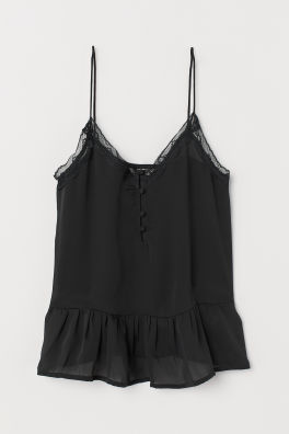 0621235d V-neck Camisole Top