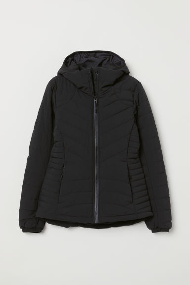 Outdoor jacket - Black - Ladies | H&M